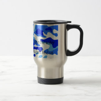 Water Camo Mug