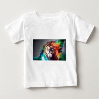 Water color lion baby T-Shirt