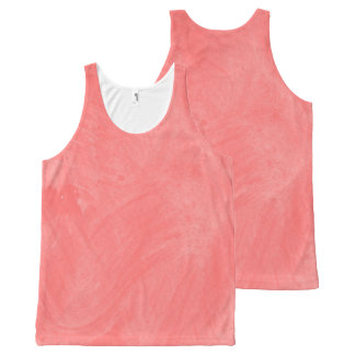Water Coral All-Over Print Singlet