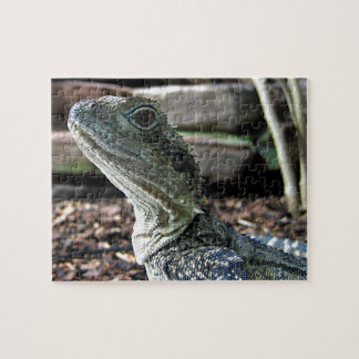 Water Dragon Jigsaw Puzzle