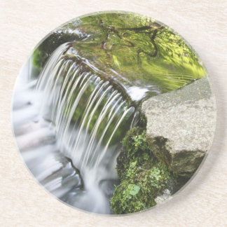 water flows coaster