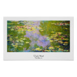 Water Lilies, 1919  Claude Monet