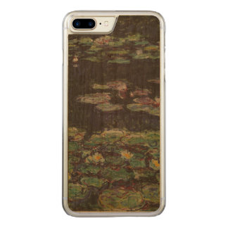 Water Lilies by Claude Monet Carved iPhone 8 Plus/7 Plus Case