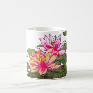 Water Lillies Mug