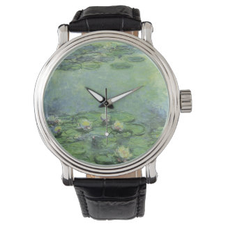 Water Lily Pond in Pastel Watch