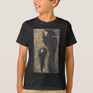 Water Nymphs (Silverfish) by Gustav Klimt T-Shirt