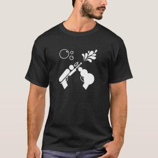 Water Pistol V.S. Bubble Gun T-Shirt