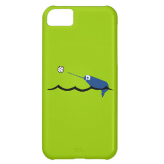 Water Polo Narwhal Zany Du Designs Children Sport iPhone 5C Case