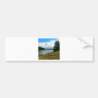 Water Shores Of Dunstickin Bumper Sticker