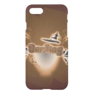 Water sport, surfing iPhone 7 case