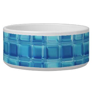 Water Squared customizable pet water bowl