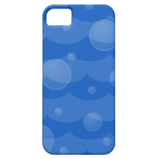 Water Waves and Bubbles iPhone 5 Case