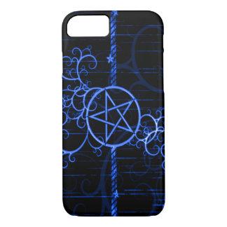 Water Witch Grunge Pentagram iPhone 7 Case