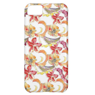 Watercolor Batik Inspired iPhone Case