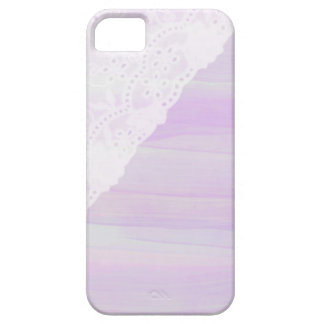 Watercolor Lace iPhone 5 Cover
