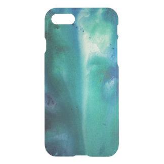 Watercolor ocean iPhone 8/7 case