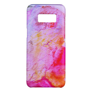 Watercolor Samsung Galaxy S8, Barely There Case