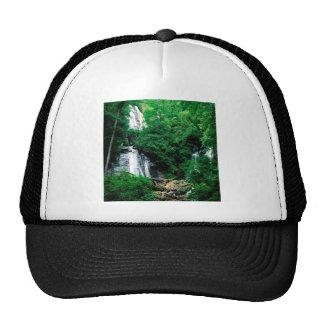 Waterfall Anna Ruby Chattahoochee Georgia Mesh Hat
