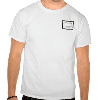 Waterfall Back Tee Shirt