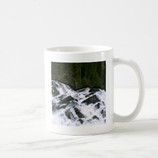Waterfall Before The Falls Coffee Mug