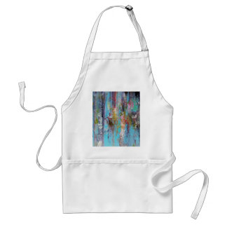 Waterfall Blues Aprons