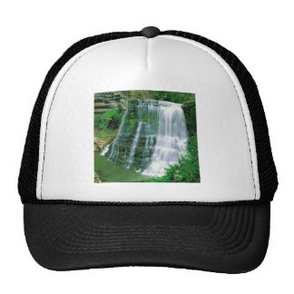Waterfall Burgess State Natural Area Sparta Hat
