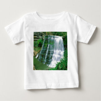 Waterfall Burgess State Natural Area Sparta T Shirts