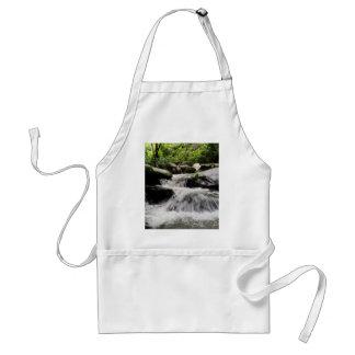 Waterfall Cascades Great Smoky Mountains Standard Apron