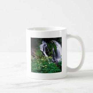 Waterfall Cascading Umpqua Coffee Mug