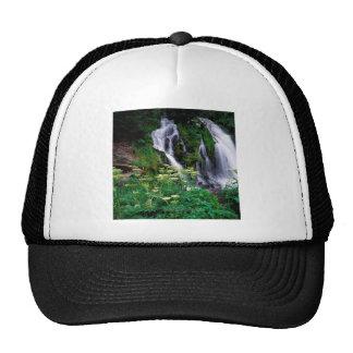 Waterfall Cascading Umpqua Mesh Hats