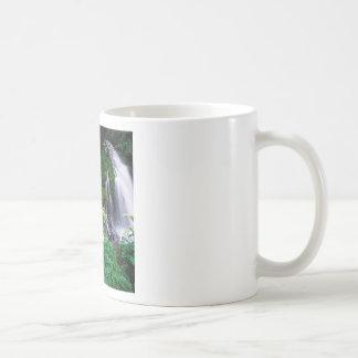 Waterfall Cascading Umpqua Mugs