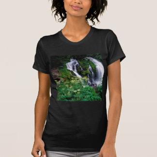Waterfall Cascading Umpqua T-shirt