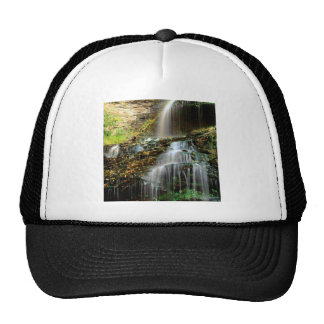 Waterfall Cathedral West Virginia Trucker Hat