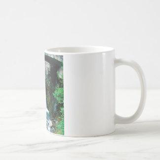 Waterfall Christine Mount Rainier Coffee Mug