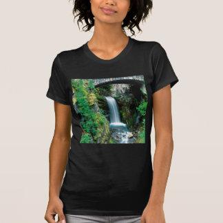 Waterfall Christine Mount Rainier Tee Shirt