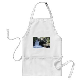 Waterfall Collection Adult Apron
