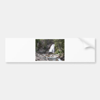 Waterfall Collection Bumper Sticker