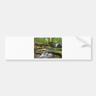Waterfall Collection Bumper Stickers