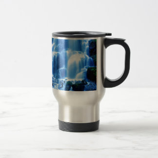 Waterfall Columbia Gorge Coffee Mugs