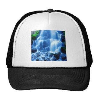 Waterfall Columbia Gorge Trucker Hat