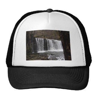 WaterFall country in wales, Brecon beacons Hats