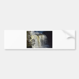WATERFALL CRADLE MOUNTAIN TASMANIA AUSTRALIA BUMPER STICKER