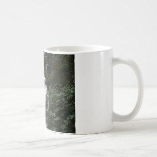"waterfall,""cup"" basic white mug"
