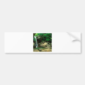 Waterfall Eagle Falls State Park Kentucky Bumper Stickers