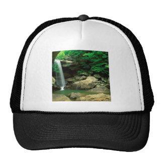 Waterfall Eagle Falls State Park Kentucky Trucker Hats