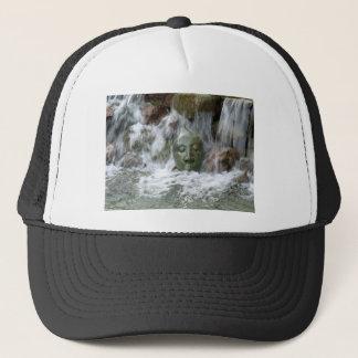 Waterfall Face Trucker Hat