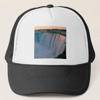 Waterfall Falling Love Niagara Ontario Canada Trucker Hat