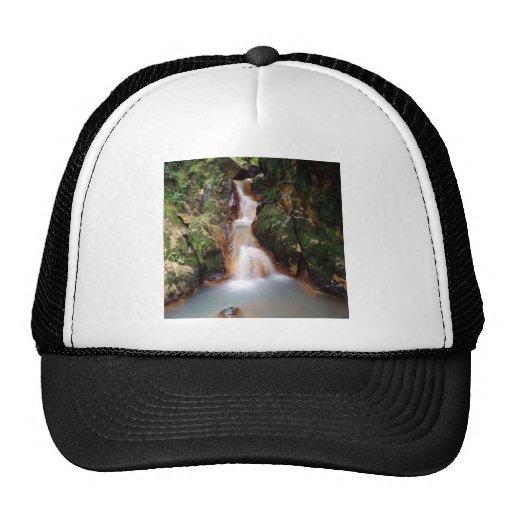 Waterfall Gentle Falls Hat