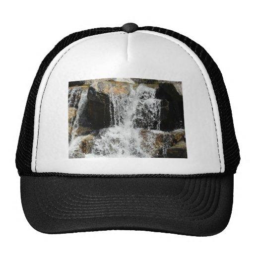 waterfall trucker hats