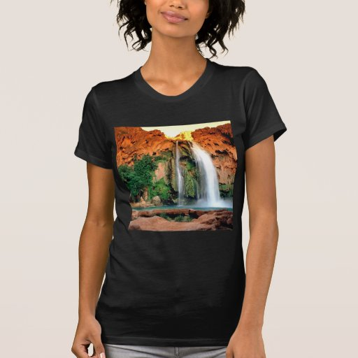 Waterfall Havasu Arizona Tshirt